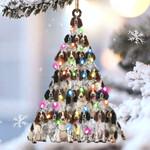 English springer spaniel lovely tree gift for english springer spaniel lover gift for dog mom ornament