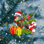 Humming Bird Light Christmas Shape Ornament / VMHLMH041220