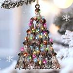 GSP lovely tree gift for GSP lover gift for dog mom ornament