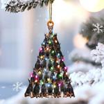Doberman Pinscher lovely tree gift for doberman pinscher lover gift for dog lover ornament