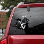 [sk1535-snf-tpa] Boer Goat Crack Sticker Cattle Lover