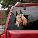 [sk1853-snf-tnt] Tennessee Walking Horse Crack Sticker Cattle Lover