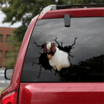 [sk1518-snf-tpa] boer goat Crack Sticker Cattle Lover