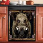 Boar Decor Kitchen Dishwasher Covers