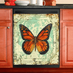 Butterfly Dishwasher Cover