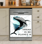 There Is No Planet B Whale Dishwasher Cover