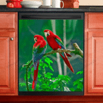 Parrots Dishwasher Cover 3