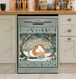 Loved Guinea Pigs Decor Kitchen Dishwasher Cover