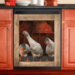 Goose Geese Dishwasher Cover