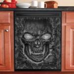 Skull Decor Kitchen Dishwasher Covers