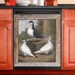 Bird Pigeons Dishwasher Cover