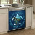 Keep The Sea Plastic Free - Save The Sea Turtle Dishwasher Cover