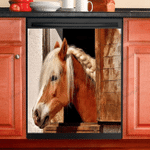 Love Horse Dishwasher Cover 3