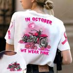MOTORCYCLE - WEAR PINK - HU2108TR26D3