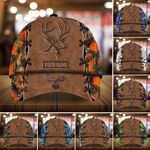 Premium Deer Hunting Hats Multicolored Personalized   Clevefit