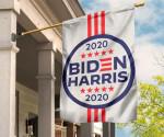 Button Flag Biden 2020 Supporter President 3D Printed Flag