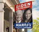 Biden For President Harris For Vice President Election 2020 3D Printed Flag