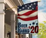 Biden Harris'20 US Flag 3D Printed Flag
