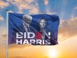 Biden Harris For Presidential Election 2020 Printed Flag