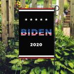 Black Biden 2020 Printed Garden Flag