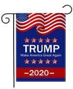 Trump Stars 2020 3D Printed Garden Flag