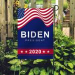 Biden for President 2020 Printed Garden Flag