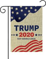 Trump 2020 Great America 3D Printed Garden Flag