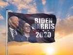 Biden Harris President Voting Campaign Printed Flag