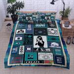 I Love Camera Creator Printed Bedding Set Bedroom Decor