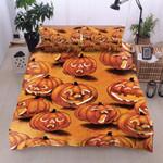 Halloween Emotions Printed Bedding Set Bedroom Decor