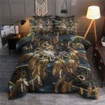 Dreamcatcher Night Wolf Bedding Set Bedroom Decor