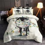 Christmas Sheep Decorative Bedding Set Bedroom Decor