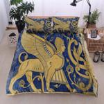 Egypt Gold Special Pattern Bedding Set Bedroom Decor