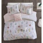 Color Cartoon Cactus Printed Bedding Set Bedroom Decor