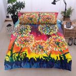 Dandelion Firework Art Printed Bedding Set Bedroom Decor