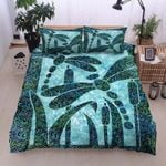 Dragonfly Paisley Pattern Printed Bedding Set Bedroom Decor