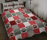 Dog Mom Printed Bedding Set Bedroom Decor