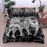 Elephant Trade Mark Peace Bedding Set Bedroom Decor