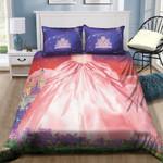 Beautiful Princess Dress Bedding Set Bedroom Decor