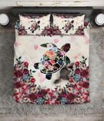 Colorful Tribal Flower Printed Bedding Set Bedroom Decor