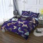 Butterfly Your Spirit Printed Bedding Set Bedroom Decor