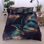 Dragon Galaxy Space Bedding Set Bedroom Decor