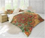 Boho Mandala  Printed Bedding Set Bedroom Decor