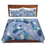 Colorful Cactus  Printed Bedding Set Bedroom Decor