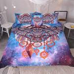 Dreamcatcher  Viking Owl Printed Bedding Set Bedroom Decor
