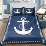 Anchor Storm Don't Scare Me Printed Bedding Set Bedroom Decor
