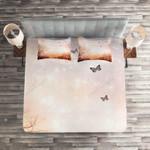 Dreamy Butterflies Printed Bedding Set Bedroom Decor