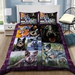 Australia Cattle Printed Bedding Set Bedroom Decor