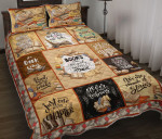 Books We're Made Of Stories Printed Bedding Set Bedroom Decor