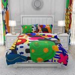 Abstract Modern Printed Bedding Set Bedroom Decor